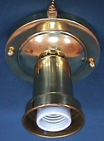 Art Deco 3 Chain Ceiling Light Fixtures 01