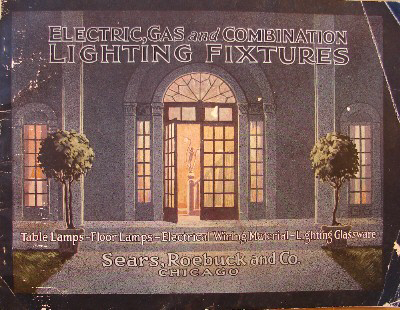 Antique Lighting Catalogs