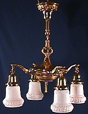 Victorian Antique Light Fixtures